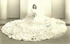 1940's bride