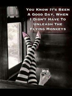 The flying monkeys funny quotes quote witch lol funny quote funny quotes humor Great Quotes, Funny Quotes, Inspirational Quotes, Quotable Quotes, Funniest Quotes, Humor Quotes, Awesome Quotes, Life Quotes, Smart Quotes