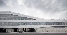 Gallery of Värtaterminalen / C.F. Møller Architects - 9