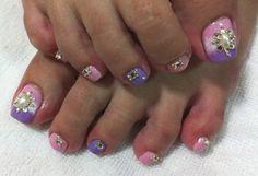 Pastel Princess Jewel Art