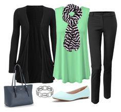 """""""Plus Size Outfit, Fall Career Fashion"""" by jmc6115 on Polyvore featuring Napier"""