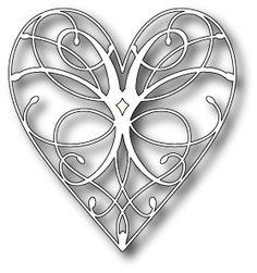 LaRue Heart --- wish this were a broach/pin - simply beautiful