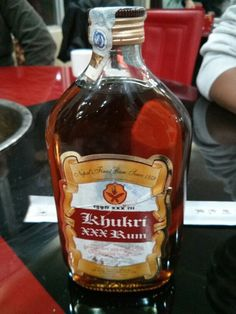 kathmandu - Khukri XXX Rum
