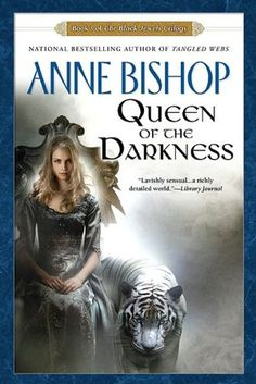 Queen of the Darkness by Anne Bishop (Black Jewels Series #3)