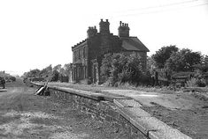 Disused Stations: Witton Gilbert Station Langley Park, Old Train Station, Disused Stations, Road Transport, Train Pictures, Middlesbrough, Picnic Area, Durham, Tower Bridge