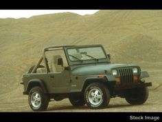 1991 Jeep Wrangler Sahara http://www.iseecars.com/used-cars/1991-jeep-wrangler-for-sale#