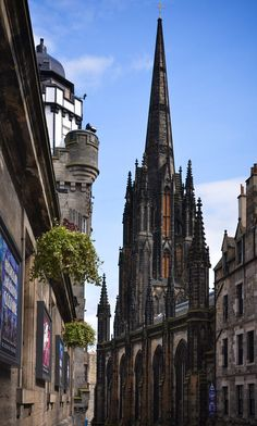 Royal Mile - Edinburgh, Scotland