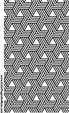 Geometric Coloring Page 90