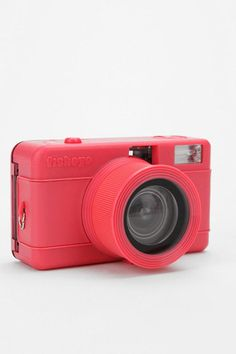 Lomography Fisheye Camera, $48, available at Urban Outfitters, 653 Collins Avenue (at 7th Street); 305-535-9726.