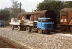 Ilfeld, Harzquerbahn 1989
