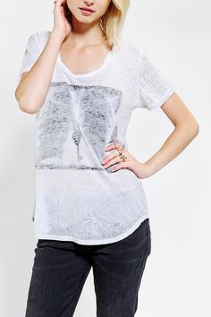 Super soft skeleton key tee from Signorelli #urbanoutfitters