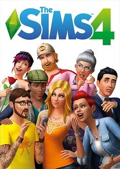 Sims 4 til PC.
