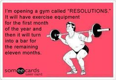 new years resolution | Dump A Day funny new years resolutions, going to the gym, funny ...