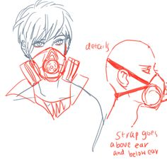 I don't know why but i love gas masks! ♥<<<cuz its SO cyber goth duh!<< i'm with you, love gas masks