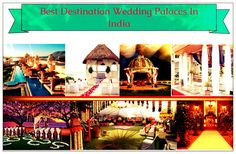 Perfect Destination Wedding Palaces In India