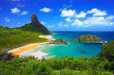 Neoenergia Group Implements Energy Storage System in Fernando de Noronha Using NEC Technology Great Blue Hole, Energy Storage, Sea World, Belize, Golf Courses, Places To Visit, Tours, Water, Pictures