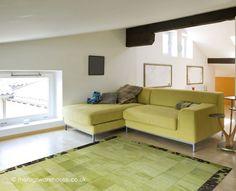 Hanoi Rug - Green Rugs Green Rugs, Hanoi, Green Leather, Couch, Living Room, Furniture, Home Decor, Settee, Sofa