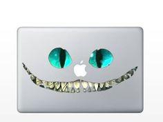 Alice in Wonderland MacBook Notebook Laptop sticker