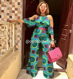 New africa fashion ideas ! African Dresses For Women, African Print Dresses, African Attire, African Fashion Dresses, African Wear, African Prints, African Clothes, African Style, African Fashion Designers