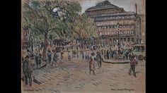 Emil Artur Longen  - Zlodějové - Rozhlasová hra - česky Prague, City Photo, Vintage World Maps, Painting, Painting Art, Paintings, Paint, Draw