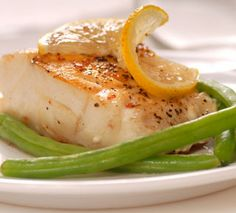 Some great looking COD recipes . Im making the Baked Cod with Mustard tonight (I really am) ~Linda Baked Cod Recipes, Fish Recipes, Seafood Recipes, Cooking Recipes, Healthy Recipes, Grilled Cod Recipes, Healthy Meals, Cooking Tips, Healthy Food