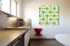 Kauf 'Muster' von gabiw Art auf Leinwand, Alu-Dibond, (gerahmten) Postern und Xpozer.