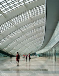 Beijing Airport | Gallery | Projects | Foster + Partners @fosterpartners