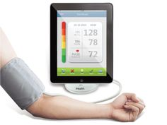Blood Pressure Monitoring System.