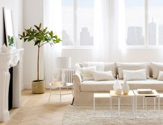 White & Gold Lookbook - Editorials | Zara Home España