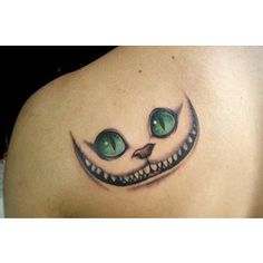 alice in wonderland sweet 16 ideas | ... alice-in-wonderland-art-beautiful-cheshire-cat-tattoo-Favim.com-82697
