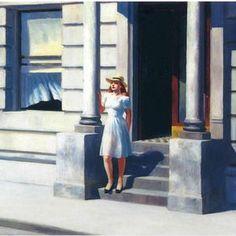 Summertime — Edward Hopper