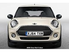 Take the wheel: the new MINI One First 5 door. Click image for more!!!
