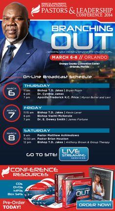 Pastors & Leadership All Access LIVE kicks off at 11am est! Watch @ http://pastorsandleaders.org/allaccess  #PLCONF #BranchingOut