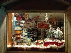 Escaparate , Farmacia Celina Navidad