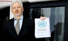 Julian Assange could be evicted from embassy shelter: Lawyer