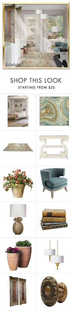 """""""Upstairs Cozy"""" by fowlerteetee ❤ liked on Polyvore featuring interior, interiors, interior design, home, home decor, interior decorating, Urban Outfitters, Grandin Road, Office Star and OKA"""