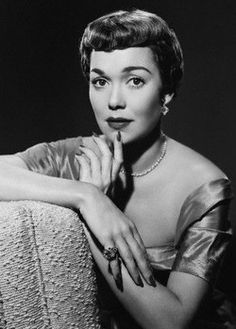 Jane Wyman (American singer, dancer and film/television actress)