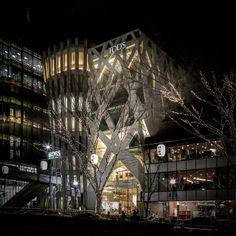 Tod's (Tokyo, Japan)   Architect: Toyo Ito (2004)   Photo: Darren Bradley   Flickr - Photo Sharing!