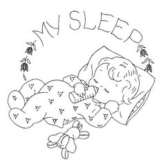 part of a vintage embroidery series...now i lay me down to sleep may heavenly angles guard my sleep, amen.