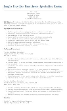 Communications Specialist Resume Captivating Sample Outreach Specialist Resume  Resame  Pinterest