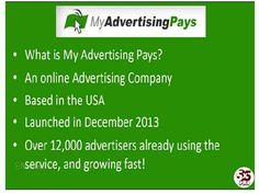 my Advertising Pays - Google Search
