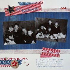 All American - Scrapbook.com