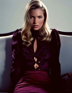 Kate Moss by Craig McDean 2004