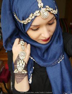 100+ Best Hijab with accessories images | hijab, hijab fashion, hijabi
