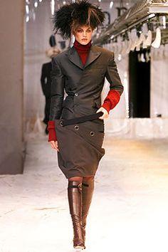 Jean Paul Gaultier, Autumn/Winter 2002, Ready-to-Wear