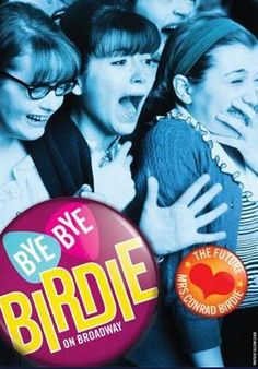 Bye Bye Birdie on Broadway (with the lovely John Stamos)