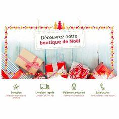 #PasDeCadeauPourri ! Avez-vous déjà découvert notre boutique de Noël ? Parfait pour trouver le cadeau idéal !
