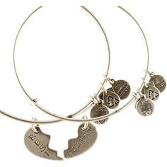 Alex and Ani Russian Silver Best Friends Set of 2