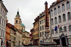Slovenia Lublana