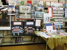 Constitution Day in the school library